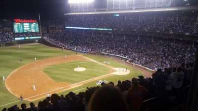 Wrigley Field, section: 511, row: 2, seat: 103