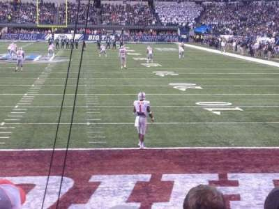 Lucas Oil Stadium, section: 153, row: 6, seat: 14