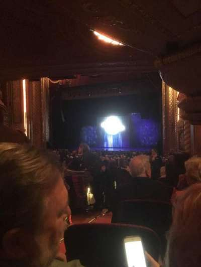 Wang Theatre, section: Orchr, row: Ddd, seat: 32