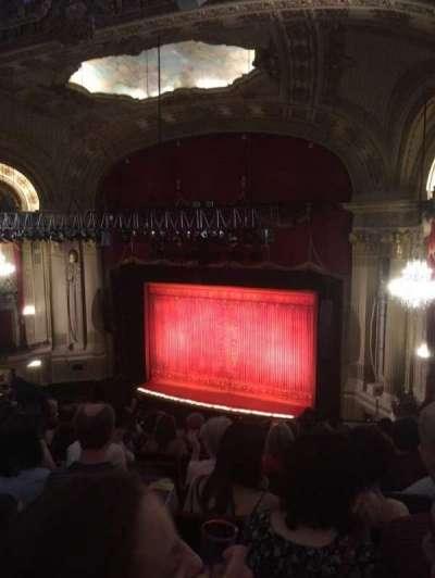 Boston Opera House, section: RMezx, row: L, seat: 22