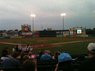 Arm & Hammer Park, section: 11, row: H, seat: 7