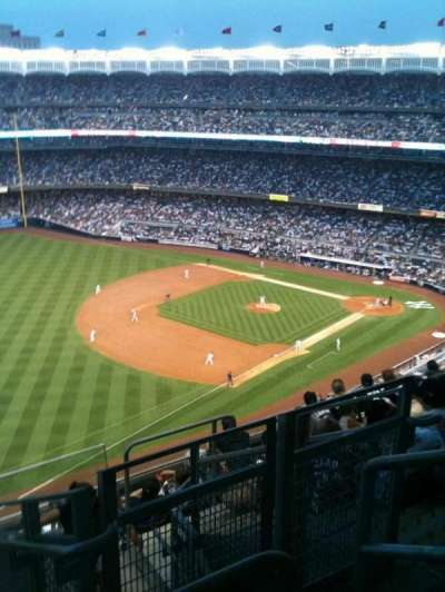 Yankee Stadium section 430