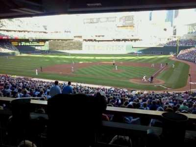 Target Field section 117