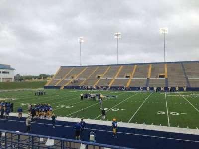 Cowboy Stadium, section: K, row: 14, seat: 3
