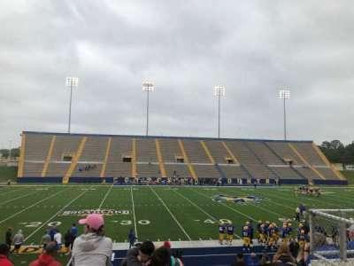 Cowboy Stadium, section: N, row: 18, seat: 1