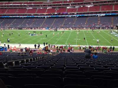 NRG Stadium section 104