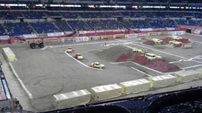 Lucas Oil Stadium, section: 345, row: 5w, seat: 10