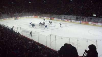 Centre Bell, section: 121, row: M, seat: 17