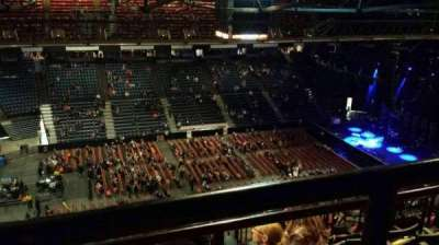 FirstOntario Centre, section: 212, row: 17, seat: 8
