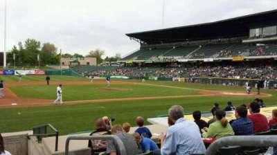 Smith's Ballpark, section: 19, row: 10, seat: 1