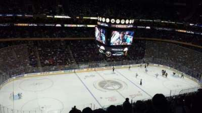 First Niagara Center, section: 308, row: 12, seat: 11