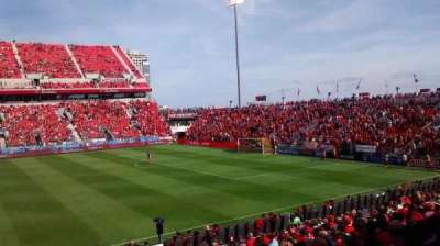 BMO Field, section: 123, row: 14