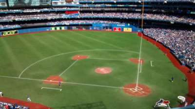 Rogers Centre section 527R