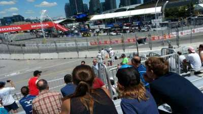 Exhibition Place, section: Turn 11 G, row: 13, seat: 12