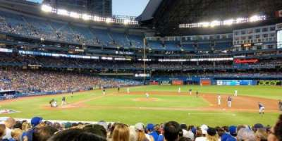 Rogers Centre, section: 117R, row: 25, seat: 5