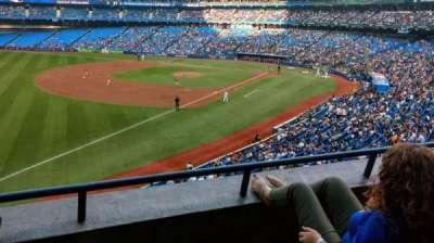 Rogers Centre section 236R