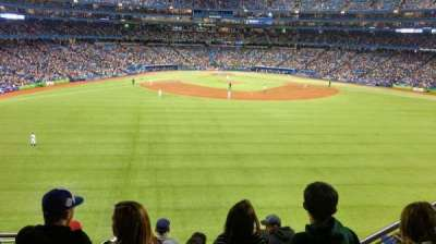 Rogers Centre section 200 Level Porch