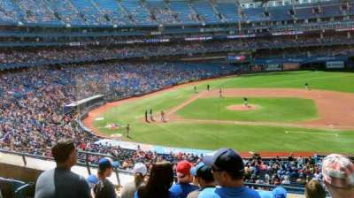 Rogers Centre section 219R