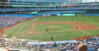 Rogers Centre section 221R