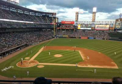 Guaranteed Rate Field section 326