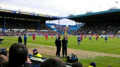 Hillsborough Stadium, section: South Stand, DD, row: C, seat: 162