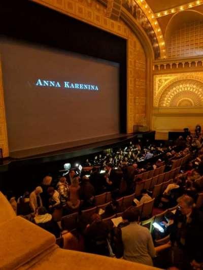 Auditorium Theatre section LBXL3