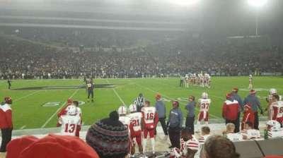Ross-Ade Stadium, section: 105, row: 3, seat: 115