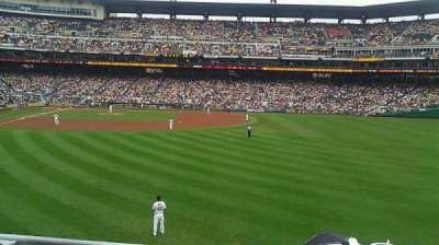 PNC Park, section: 143, row: b, seat: 2