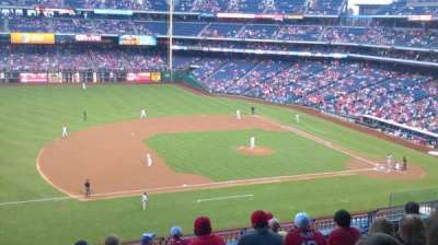 Citizens bank park  section 230