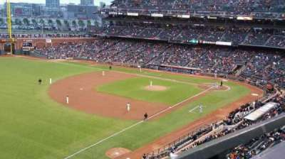 AT&T Park, section: VB330, row: A, seat: 15