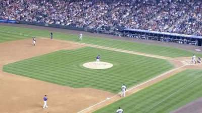 Coors Field, section: L345, row: 1, seat: 4