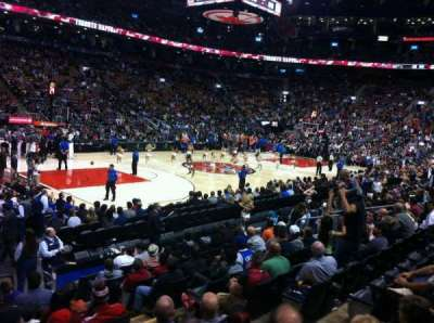 Air Canada Centre, section: 121, row: 14, seat: 3