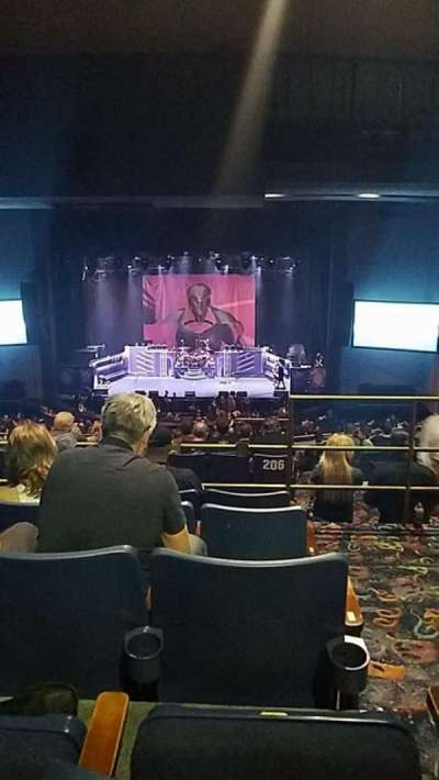 Rosemont Theatre section 206