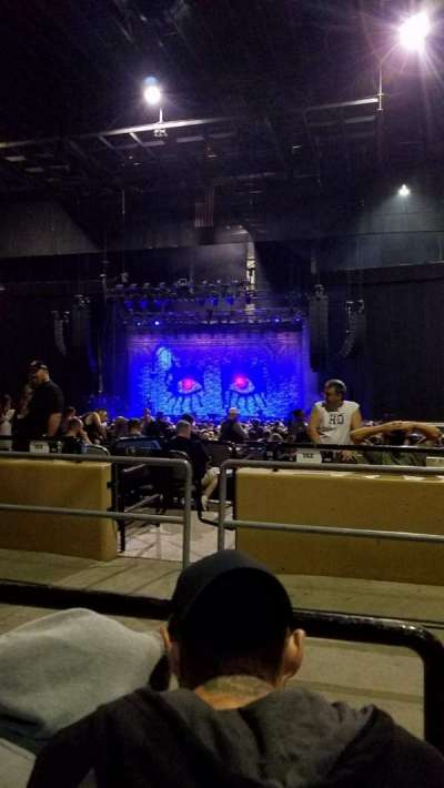 Hollywood Casino Amphitheatre (Tinley Park) section 204