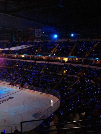 MTS Centre, section: 301, row: 7, seat: 7