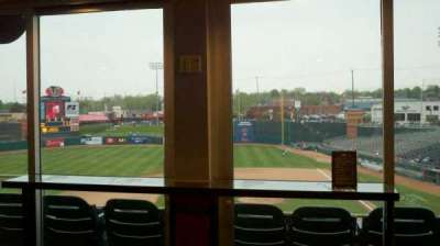 Cooley Law School Stadium, section: Skybox Level