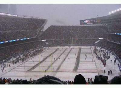Soldier Field, section: 321, row: 15, seat: 19