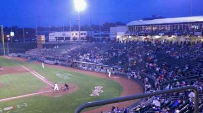 Cooley Law School Stadium, section: skybox