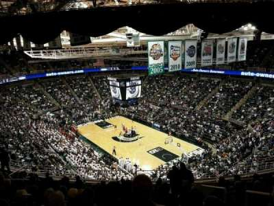 Breslin Center, section: 204, row: 14, seat: 1