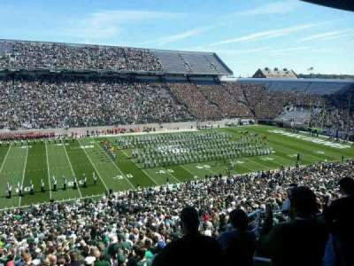 Spartan Stadium, section: c10, row: 10, seat: 4