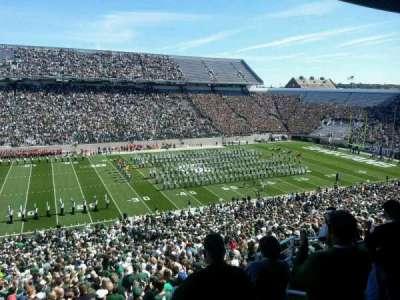 Spartan Stadium section c10