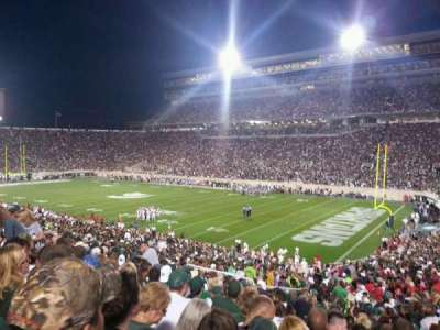 Spartan Stadium section 5