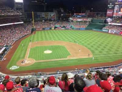Nationals Park section 318