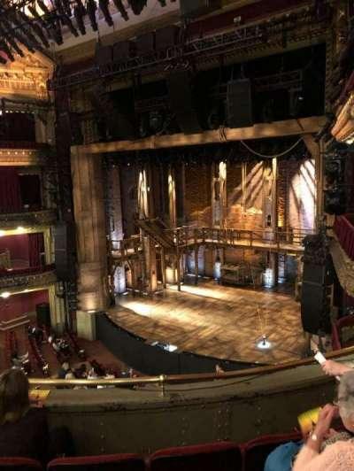 CIBC Theatre section Mezz R