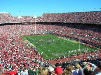 Ohio Stadium, section: 31B