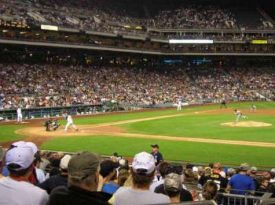 PNC Park, section: 109, row: H