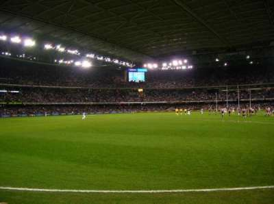Etihad Stadium (Melbourne) section L1 22