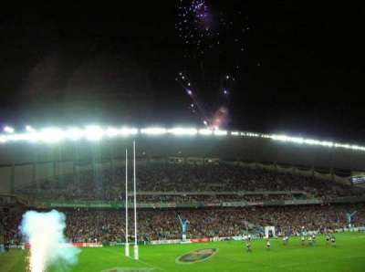 Allianz Stadium section BAY40
