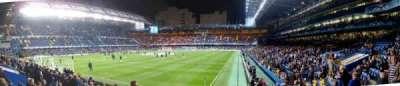 Stamford Bridge section Matthew Harding Lower