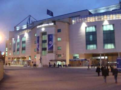 Stamford Bridge section Outside